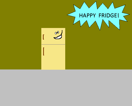 Happy Fridge