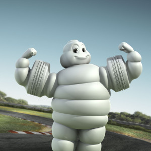 Michelin man sleeves